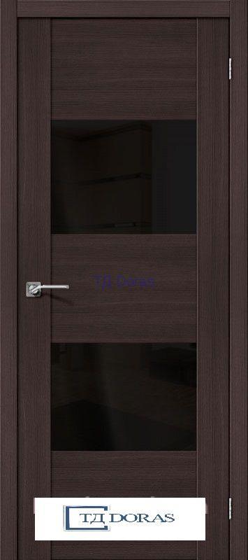 Межкомнатная дверь с Экошпоном VG2 BS Wenge Veralinga