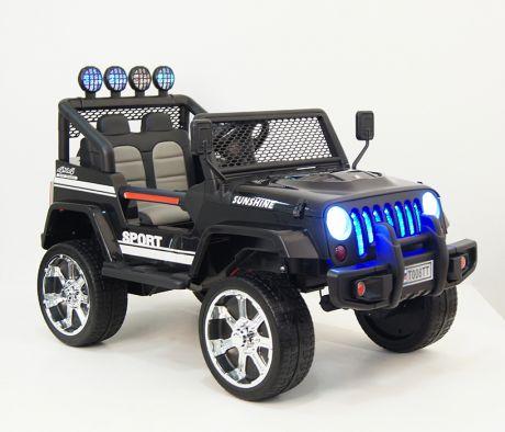 Jeep T008TT 4*4 с дистанционным управлением