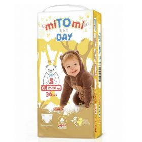 Трусики miTomi Day XL36 (12-20кг)