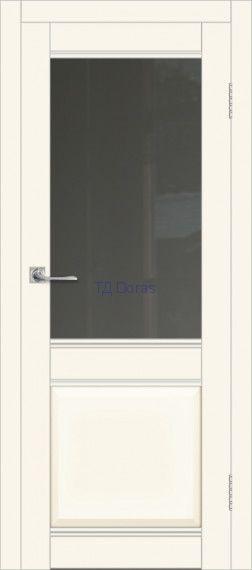 Межкомнатная дверь ДП DIM I-11 Angel Matt Сатинато Графит