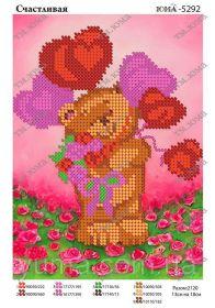 ЮМА ЮМА-5292 Счасливая схема для вышивки бисером купить оптом в магазине Золотая Игла - вышивка бисером