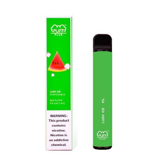 Электронная сигарета PUFF Plus Lush Ice