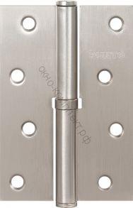 Петля съемная Punto (Пунто) 113/HD-4 PN left (мат. никель) левая ПОДВЕС ID товара: 30957