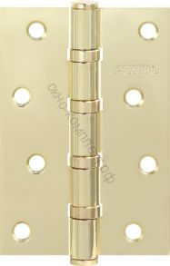 Петля универсальная Punto (Пунто) 4B 100*70*2.5 SB (мат. золото) ID товара: 29137