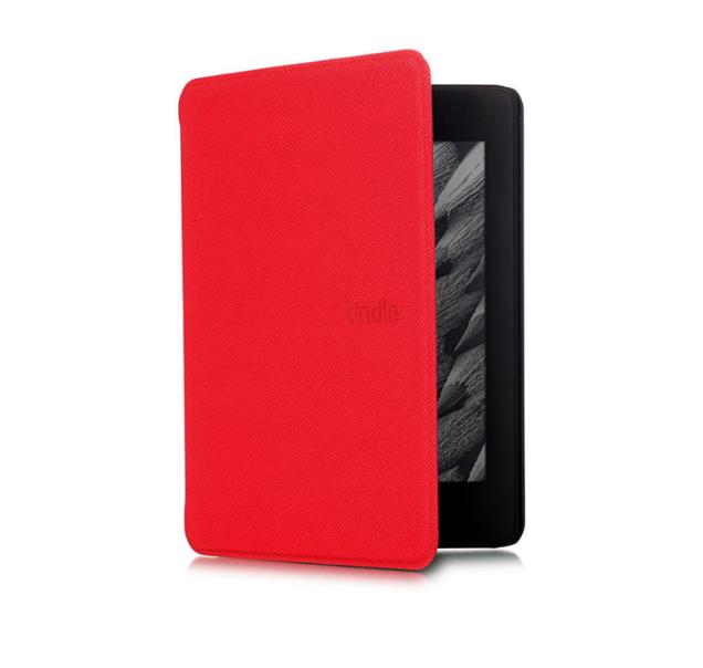 Обложка на Kindle Paperwhite 2018 ( Красный )