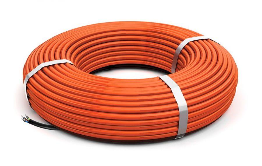 Нагревательная кабельная секция 40КДБС-145 (кабель для прогрева бетона, 40Вт/п.м., 145 метров)