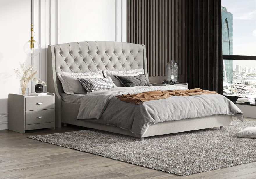 Кровать Diamant с подъемным механизмом | Сонум
