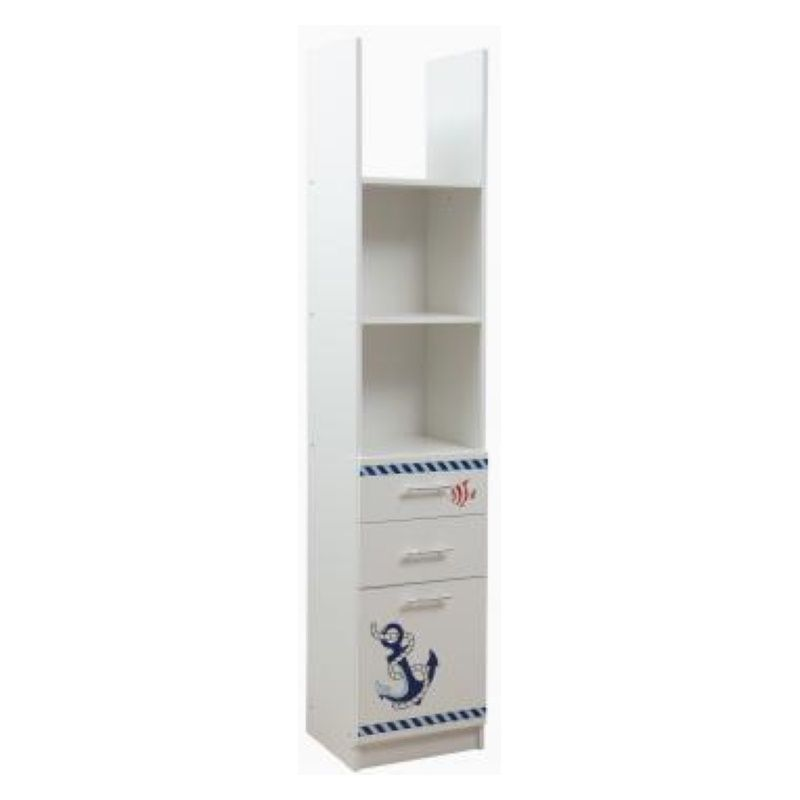 Шкаф «Лего-6» комбинированный