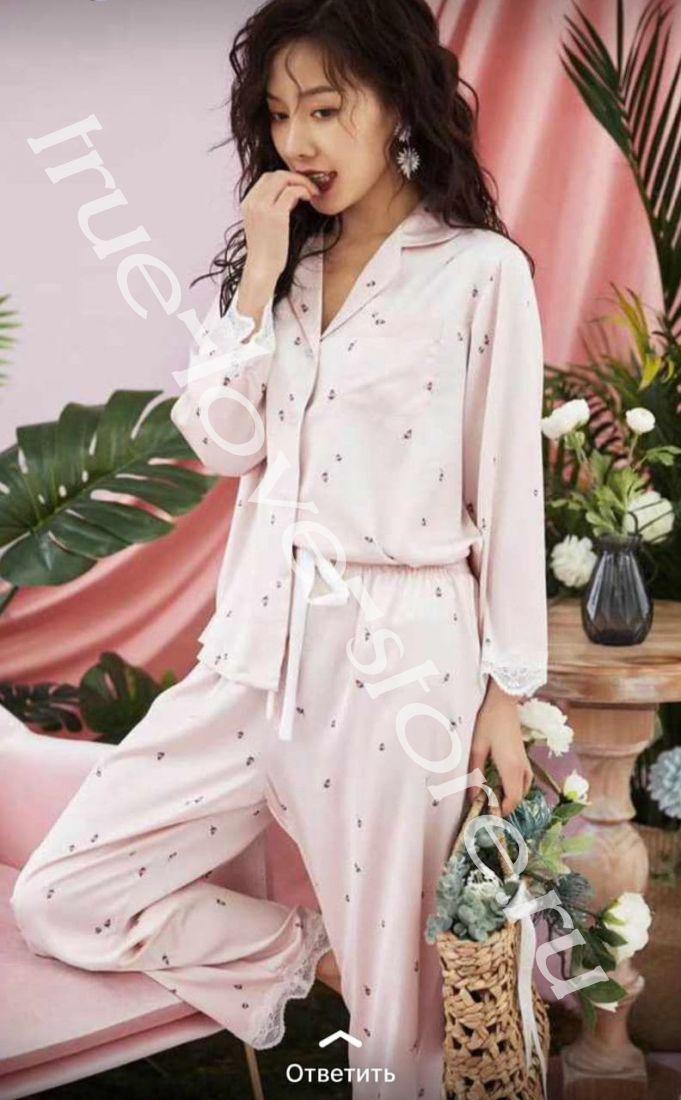 720200 - Цена за 2 шт, Пижама двойка VS ,Большой размер