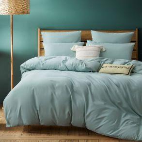 Комплект постельного белья Однотонный Сатин CS034