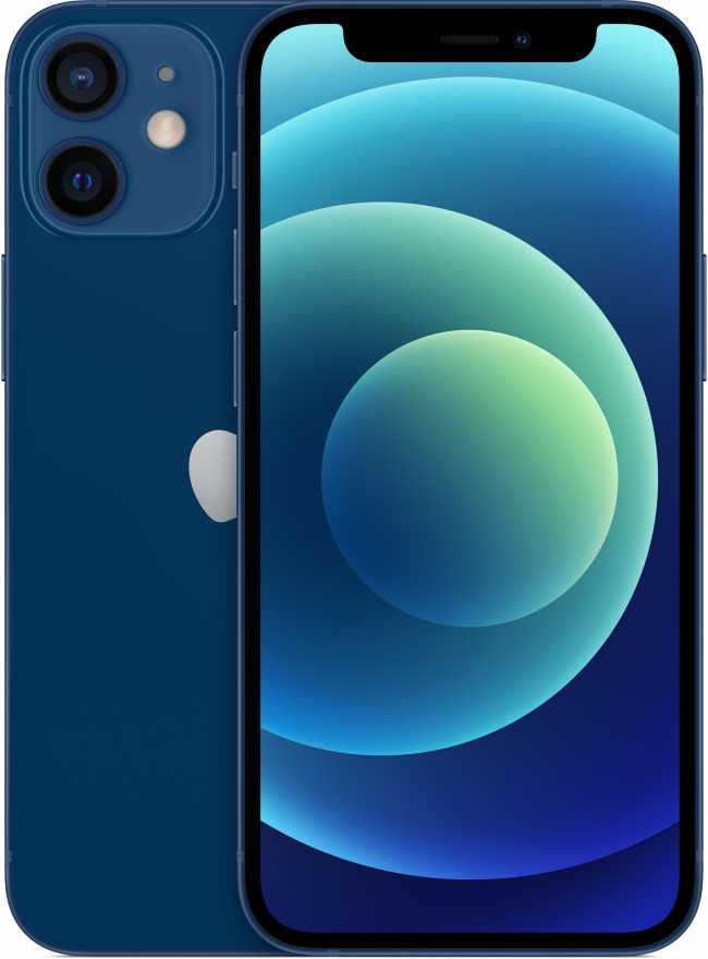 Apple iPhone 12 mini 128GB Синий