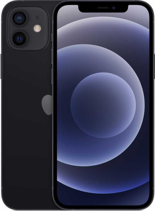 Apple iPhone 12 64GB Чёрный