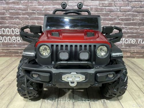 Электромобиль Jeep C555CC полноприводный