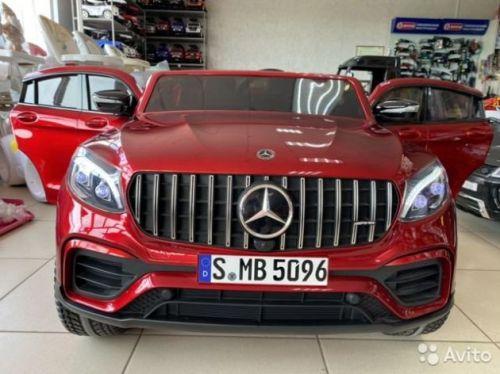 Электромобиль Mercedes-Benz GLC двухместный
