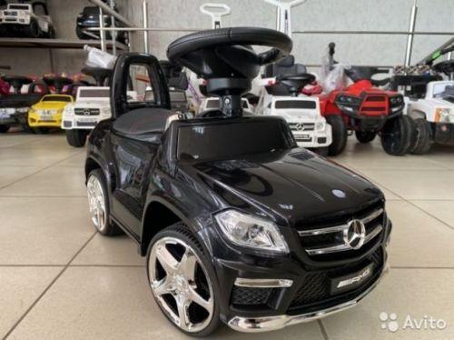 Толокар Mercedes Benz GL63 лицензия