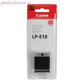 Аккумуляторная батарея CANON LP-E10