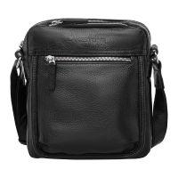 Мужская кожаная сумка Lakestone Webbs Black