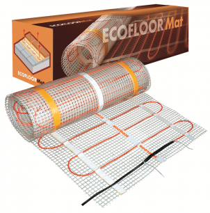 Ультратонкий нагревательный мат для укладки под плитку Fenix CM150/5 (5 кв.м.)