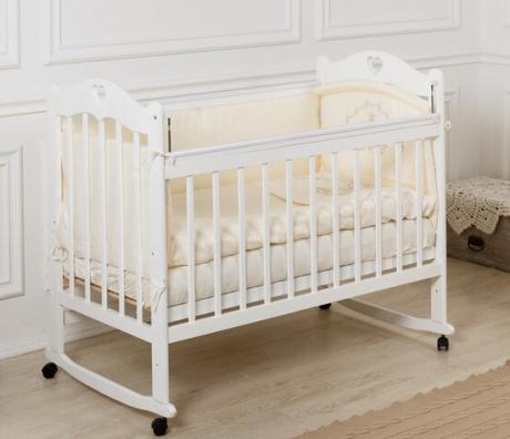 Кровать детская Incanto SOFI с сердечком, к/к