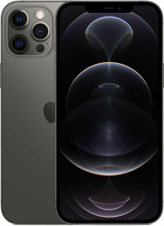 Apple iPhone 12 Pro Max 256GB Графитовый