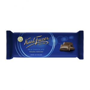 Шоколад KARL FAZER 100г Молочный