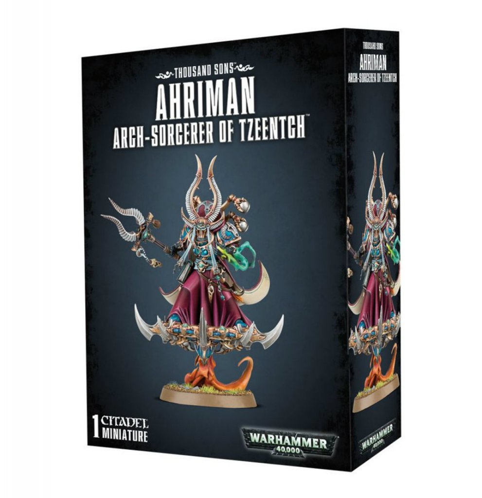 Warhammer 40,000: Thousand Sons Ahriman