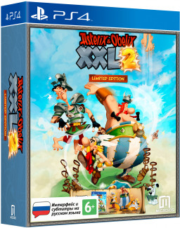 Игра Asterix and Obelix XXL2. Limited Edition (PS4)