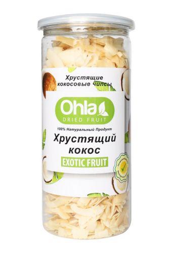 """Кокосовые чипсы """"Ohla"""" 300гр"""