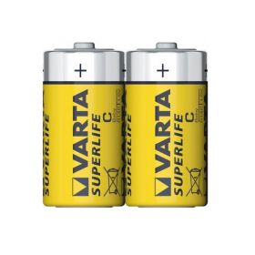 батарейка VARTA R14 SUPERLIFE 2/24/120