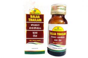 Масло Бала Тайлам Balaa Tailam oil Nagarjuna 25 мл