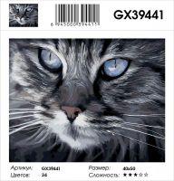 Картина по номерам на холсте GX39441