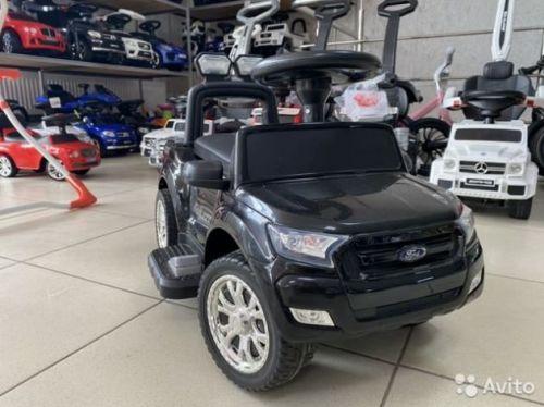 Электромобиль Ford Ranger