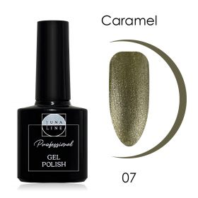 Гель-лак LunaLine — Caramel 07