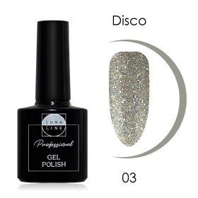Гель-лак LunaLine — Disco 03