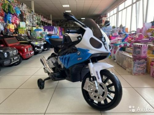 Мотоцикл BMW JT528 River Toys