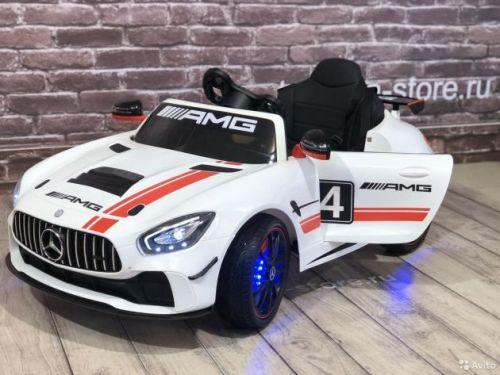 Электромобиль Mercedes GT4 A007AA