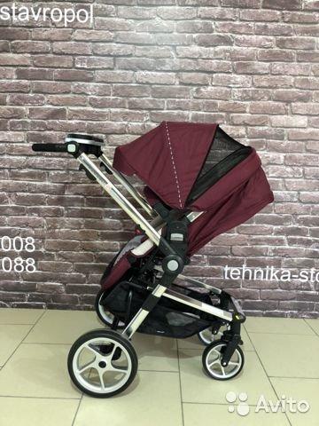 Детская коляска Joller 2в1 два блока