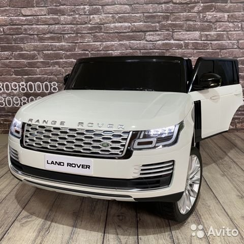 Электромобиль Land Rover Range Rover Autobiography