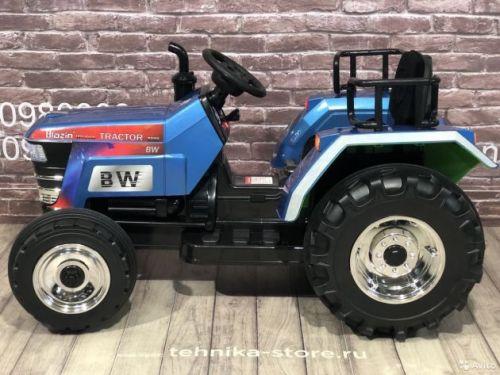 Трактор- электромобиль для детей от 2 до 8 лет