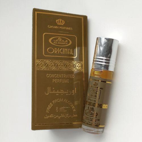 Арабские масляные духи Original | Оригинальный | 6 мл | Al-Rehab | Мужской