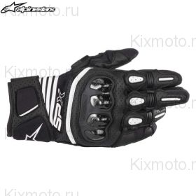 Перчатки Alpinestars SP-X Air Carbon V2, Чёрные
