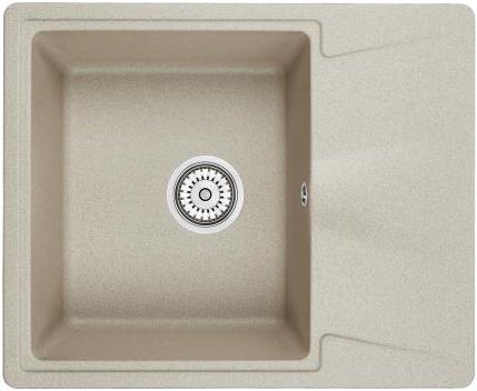 Врезная кухонная мойка Granula 6201 62х50см