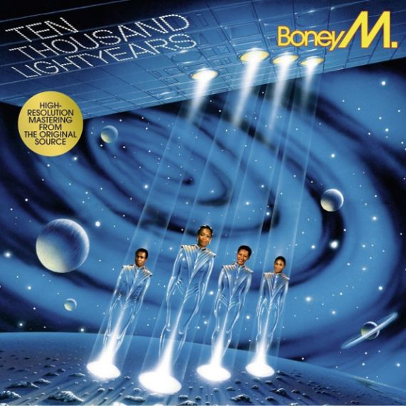 Boney M. 1984-Ten Thousand Lightyears (2017)