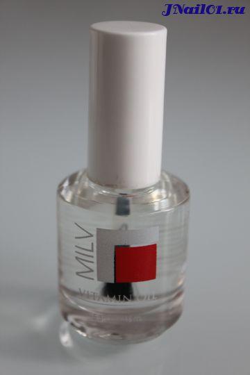 Витаминное масло Vitamin Oil Шалфей. 16 мл. ПРОЗРАЧНЫЙ. MILV
