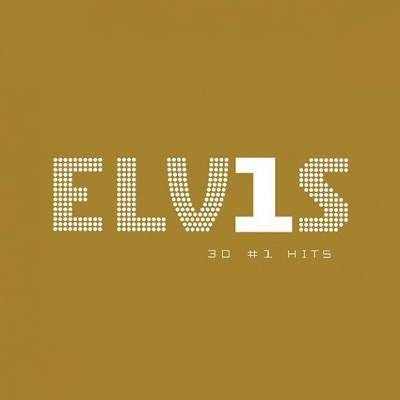 Elvis Presley 2002-30 #1 Hits (2018) 2LP