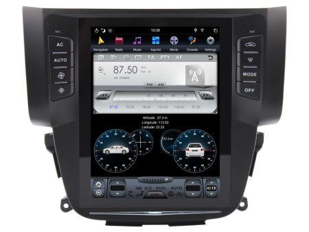 Witson Nissan Sylphy / Sentra / Pulsar 2012-2019 (TZ1010X)