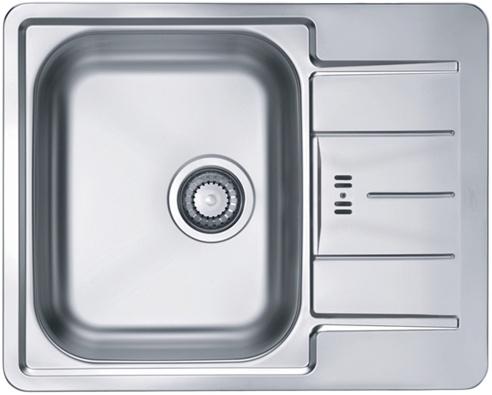 Врезная кухонная мойка ALVEUS Line 60 61.5х50см