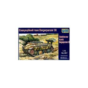 Эвакуационный танк Bergerpanzer 38