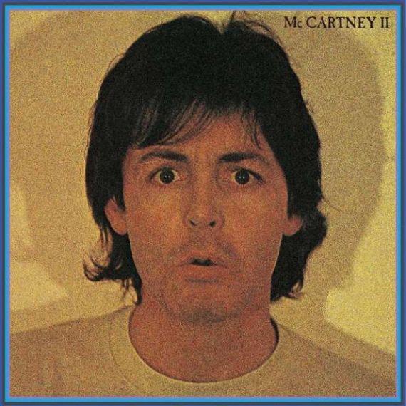 Paul McCartney 1980-McCartney II (2017)