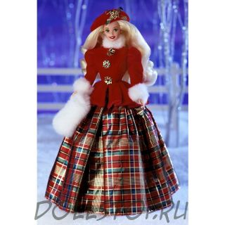 Коллекционная кукла Барби Драгоценная Принцесса -Jewel Princess Barbie Doll 1996